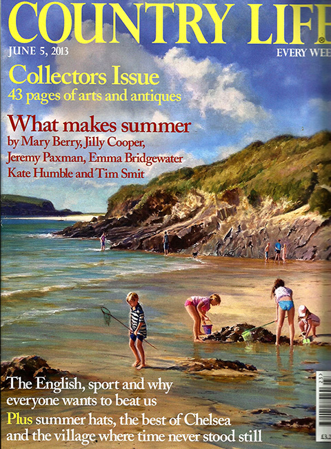 Countrylife Magazine June 5, 2013 cover